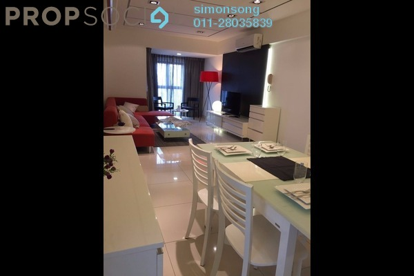 For Sale Condominium at Royalle Condominium, Segambut Freehold Semi Furnished 4R/3B 770.0千