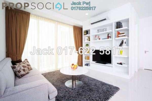For Rent Condominium at Camellia, Bangsar South Leasehold Semi Furnished 1R/1B 3.3k
