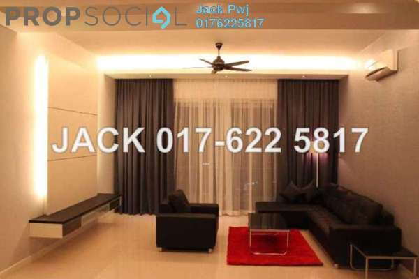 For Rent Condominium at The Park Residences, Bangsar South Leasehold Fully Furnished 3R/4B 6.99k