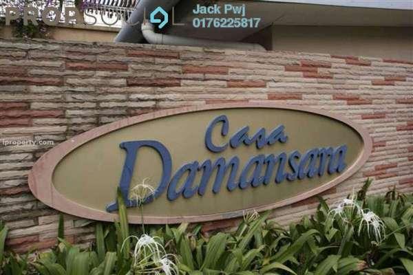 For Rent Condominium at Casa Damansara 1, Petaling Jaya Freehold Fully Furnished 3R/2B 3k