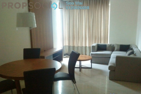 For Sale Condominium at myHabitat, KLCC Freehold Fully Furnished 2R/1B 950k