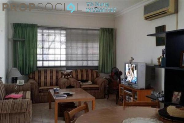 For Sale Bungalow at Section 21, Petaling Jaya Freehold Semi Furnished 5R/3B 2.6m