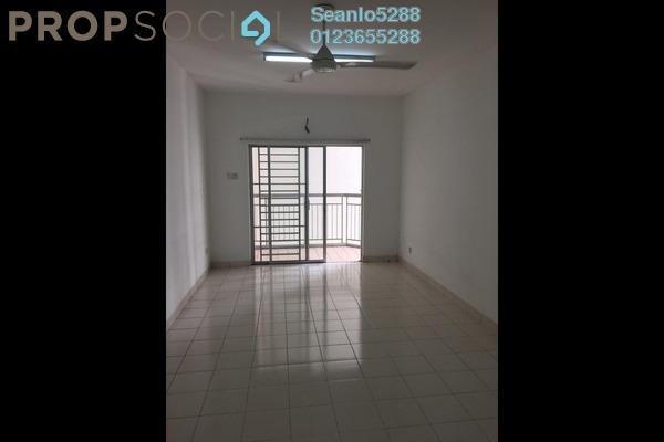 For Rent Serviced Residence at Residensi Laguna, Bandar Sunway Leasehold Semi Furnished 3R/2B 1.3k