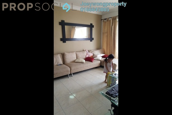 For Sale Condominium at Koi Tropika, Puchong Leasehold Semi Furnished 3R/2B 418k