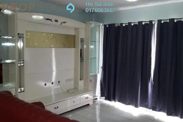 For Rent Condominium at Plaza 393, Cheras Leasehold Unfurnished 2R/1B 1.55k