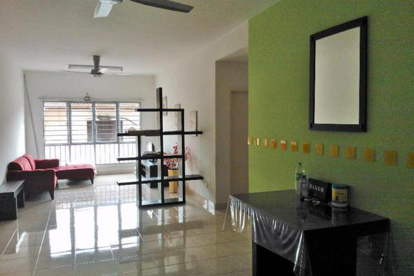 For Sale Apartment at Sri Kayangan Apartment, Ukay Leasehold Unfurnished 3R/2B 160k