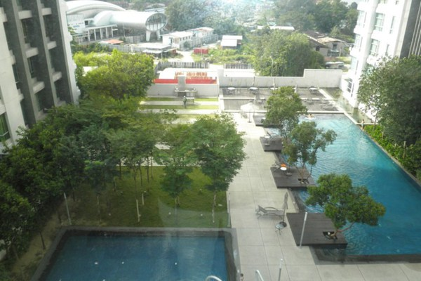 For Rent Condominium at The Saffron, Sentul Freehold Unfurnished 3R/2B 2.4k