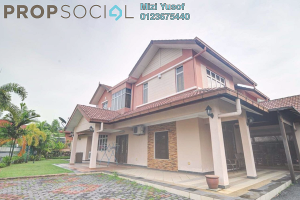 For Sale Bungalow at Puncak Perdana, Shah Alam Leasehold Semi Furnished 4R/4B 1.6m