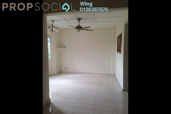 For Rent Condominium at Aman Satu, Kepong Freehold Semi Furnished 3R/2B 1k