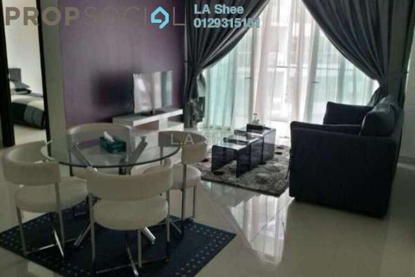 For Sale Serviced Residence at Regalia @ Jalan Sultan Ismail, Kuala Lumpur Freehold Fully Furnished 2R/2B 780k