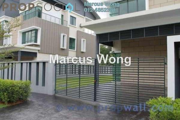 For Sale Semi-Detached at BK5, Bandar Kinrara Freehold  6R/6B 2.15m