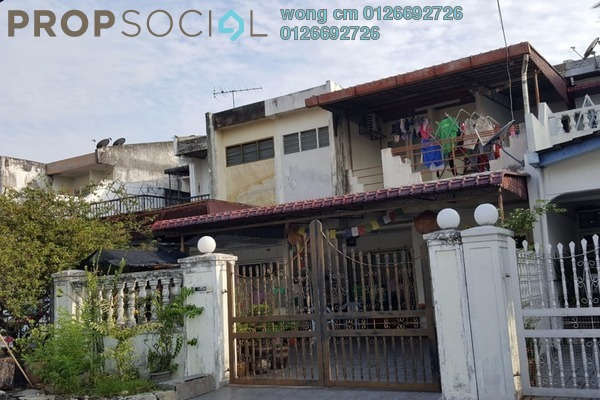 For Sale Terrace at Taman Bukit Anggerik, Cheras South Leasehold Unfurnished 4R/3B 700k