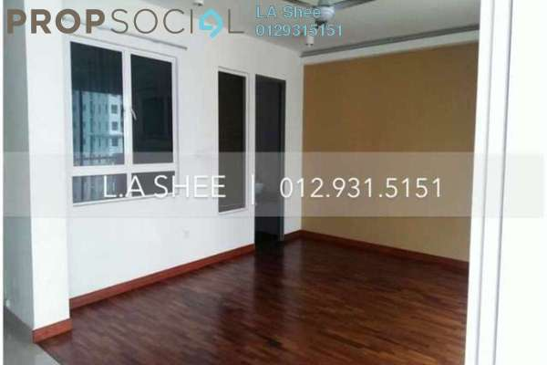 For Rent Serviced Residence at Ritze Perdana 2, Damansara Perdana Leasehold Semi Furnished 1R/1B 1.9k