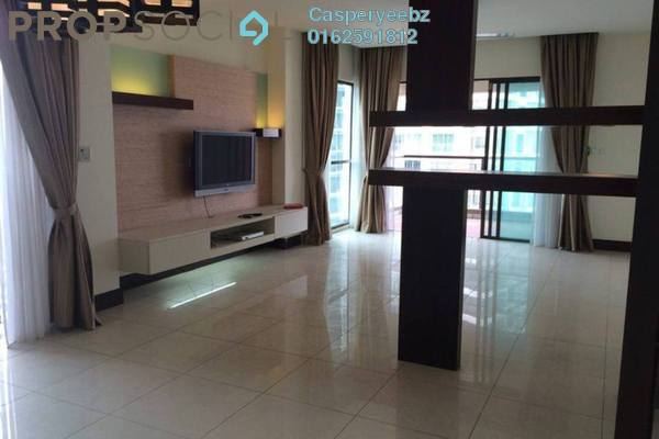 For Rent Condominium at Mont Kiara Damai, Mont Kiara Freehold Semi Furnished 4R/4B 8k