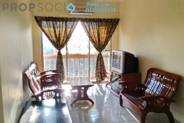 For Sale Apartment at Sri Camellia Apartment, Kajang Freehold Semi Furnished 3R/2B 296k