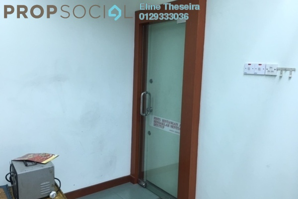 For Sale Office at Damansara Intan, Petaling Jaya Leasehold Fully Furnished 0R/2B 650k