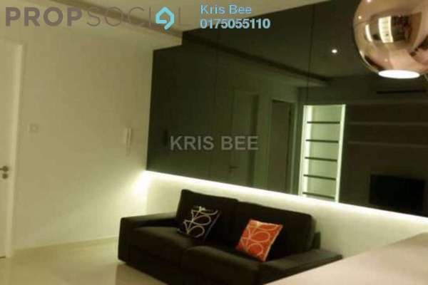 For Rent Condominium at Camellia, Bangsar South Leasehold Fully Furnished 2R/1B 3.3k