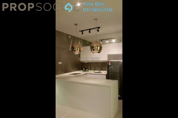 For Rent Condominium at Camellia, Bangsar South Leasehold Fully Furnished 1R/1B 2.35k
