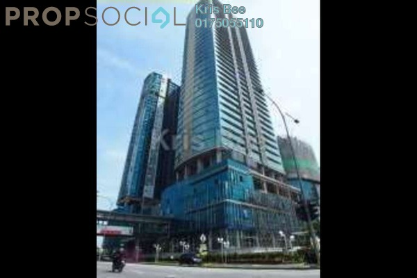 For Rent Office at The Vertical, Bangsar South Leasehold Unfurnished 1R/1B 5k