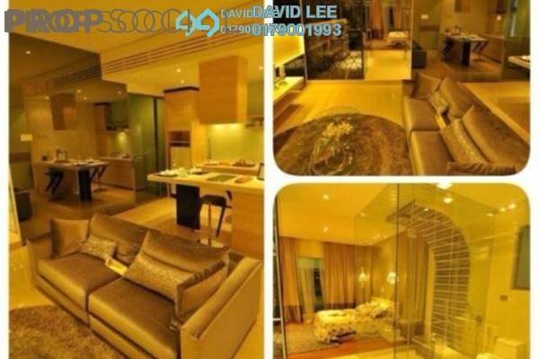 For Rent SoHo/Studio at Eve Suite, Ara Damansara Freehold Fully Furnished 1R/1B 1.6k