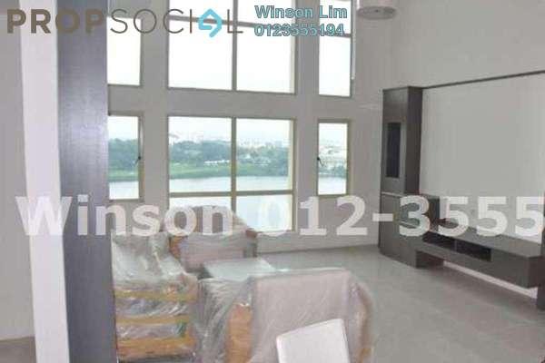 For Sale Condominium at East Lake Residence, Seri Kembangan Leasehold Fully Furnished 4R/3B 760k