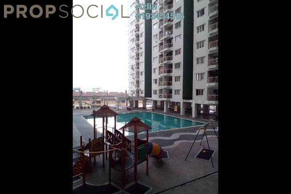 For Sale Condominium at Kepong Central Condominium, Kepong Leasehold Unfurnished 3R/2B 275k