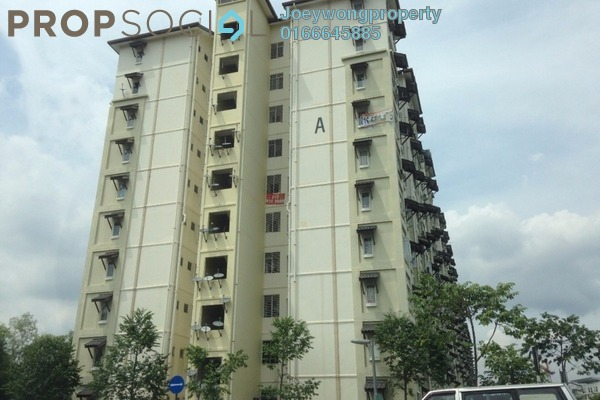 For Rent Apartment at Baiduri Courts, Bandar Bukit Puchong Freehold Unfurnished 0R/0B 850translationmissing:en.pricing.unit