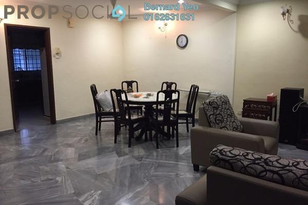 For Sale Terrace at BU4, Bandar Utama Freehold Semi Furnished 4R/3B 1.3m