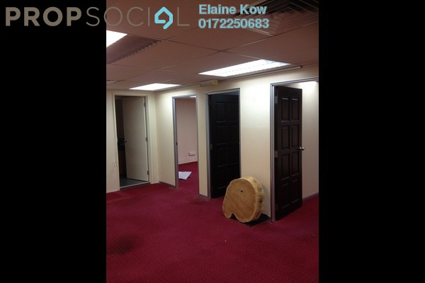 For Rent Office at Plaza 138, KLCC Freehold Semi Furnished 4R/2B 6k