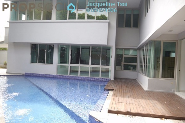 For Rent Semi-Detached at Taman Desa Seputeh, Seputeh Freehold Unfurnished 5R/6B 12k