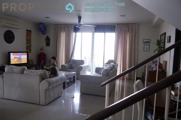 For Rent Duplex at Flora Murni, Mont Kiara Leasehold Unfurnished 3R/3B 7k