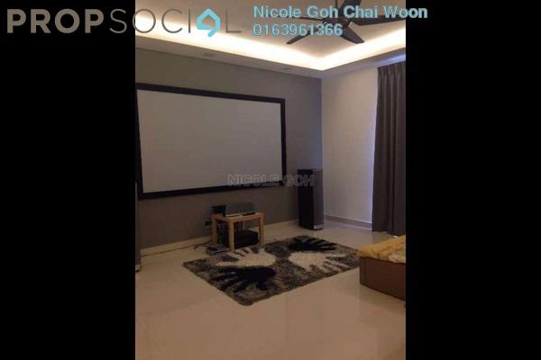 For Sale Condominium at Platinum Hill PV2, Setapak Freehold Semi Furnished 3R/2B 640k