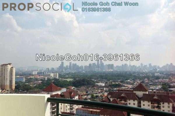 For Rent Condominium at Prima Setapak I, Setapak Leasehold Semi Furnished 3R/2B 1.6k