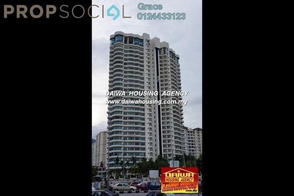 For Rent Condominium at Mutiara Villa, Bukit Ceylon Freehold Fully Furnished 3R/2B 2.6k
