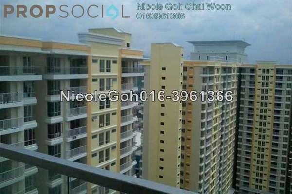 For Rent Condominium at Platinum Lake PV15, Setapak Leasehold Semi Furnished 4R/2B 2k