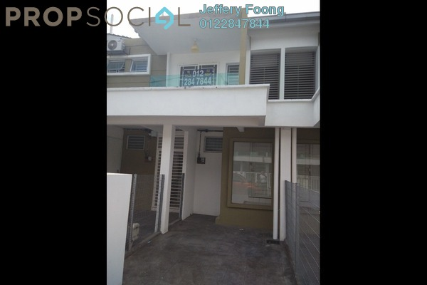 For Rent Townhouse at Pearl Villa, Bandar Saujana Putra Leasehold Unfurnished 3R/2B 800translationmissing:en.pricing.unit