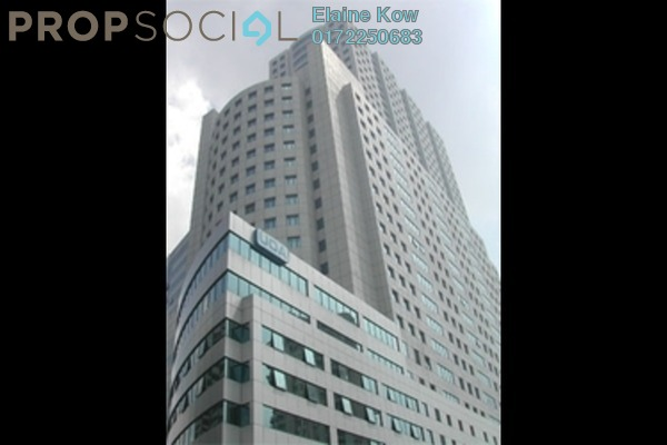 For Rent Office at Wisma UOA II, KLCC Freehold Unfurnished 0R/0B 15.5k