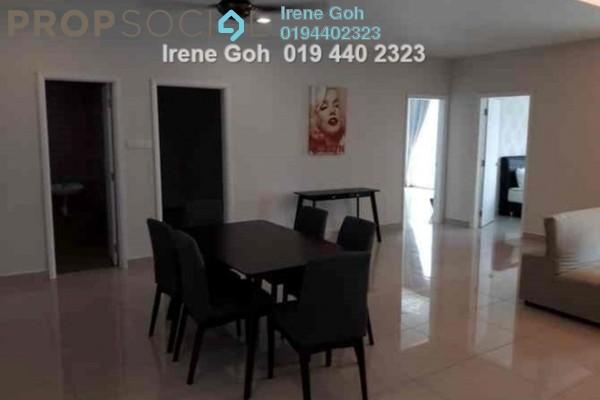 For Rent Serviced Residence at Summerton Bayan Indah, Bayan Indah Freehold Fully Furnished 3R/2B 4k