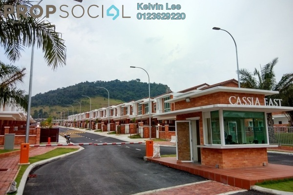 For Sale Terrace at Goodview Heights, Kajang Freehold Unfurnished 5R/5B 840k