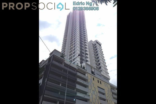 For Rent Condominium at Vila Vista, Cheras Leasehold Fully Furnished 1R/1B 1.2k