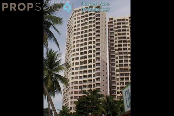 For Sale Condominium at E-Park, Batu Uban Freehold Unfurnished 3R/2B 488.0千