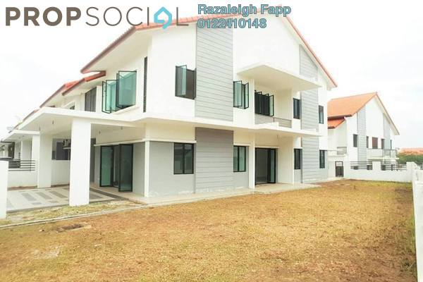 For Sale Terrace at Pentas, Alam Impian Freehold Unfurnished 5R/5B 1.5m