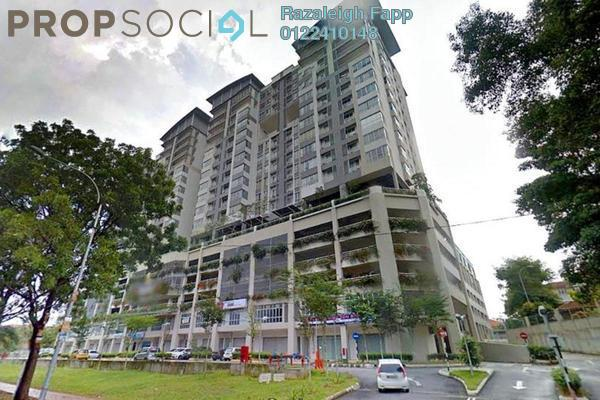 For Sale Serviced Residence at I Residence, Kota Damansara Leasehold Semi Furnished 3R/2B 630k