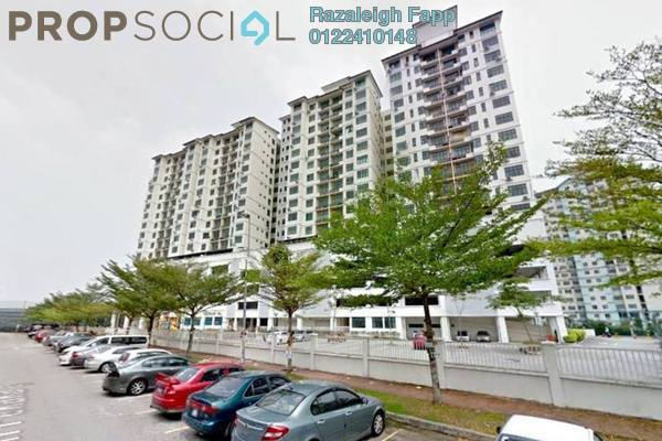 For Sale Condominium at Kasturi Idaman Condominium, Kota Damansara Leasehold Semi Furnished 4R/3B 499k