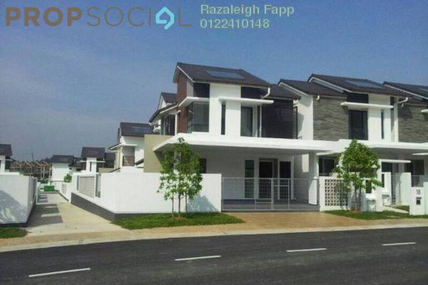 For Sale Terrace at Thistle Grove, Denai Alam Freehold Semi Furnished 5R/5B 1.4m