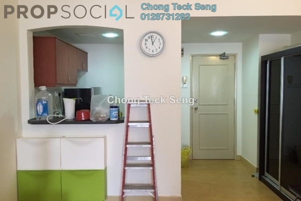 For Rent Serviced Residence at Dorchester, Sri Hartamas Freehold Fully Furnished 0R/1B 1.5k