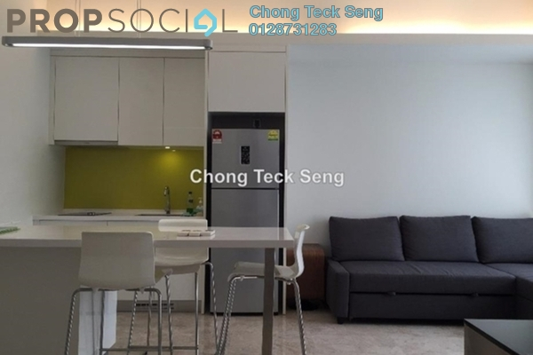 For Rent Serviced Residence at The Signature, Sri Hartamas Freehold Fully Furnished 2R/2B 3.5k