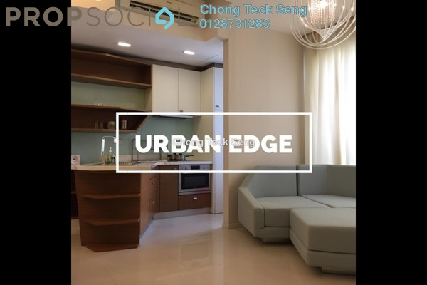 For Sale Serviced Residence at VERVE Suites, Mont Kiara Freehold Fully Furnished 1R/1B 760k