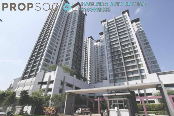 For Rent Condominium at The Saffron, Sentul Freehold Fully Furnished 1R/1B 1k