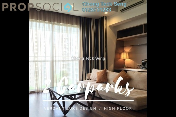 For Sale Serviced Residence at VERVE Suites, Mont Kiara Freehold Fully Furnished 2R/2B 1.15m